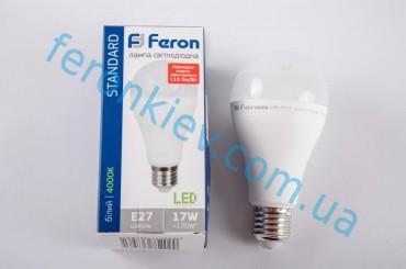 Светодиодная лампа 17W, E27