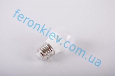 Светодиодная лампа 6W, E27