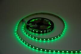 Светодиодная лента SMD 2835 60 LED/м 12V зеленый