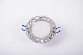 Светодиодный светильник 5W серебро