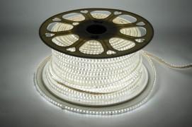 Светодиодная лента   SMD 3014 220V  120 LED теплый белый,холодный белый