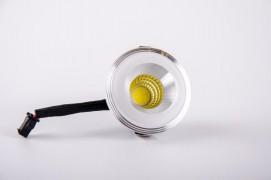 Светодиодный светильник 3W