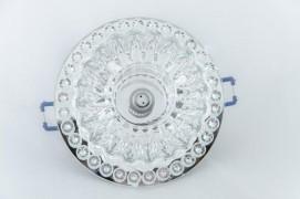 Встраиваемый светильник прозрачный