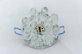 Встраиваемый светильник прозрачный STELLA