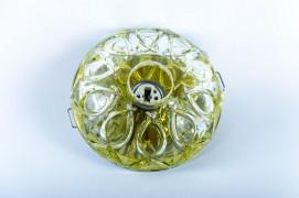 Встраиваемый светильник прозрачный желтый KOT