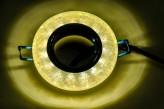 Встраиваемый светильник с LED подсветкой