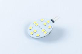 Светодиодная лампа в мебельный светильник 3W G4