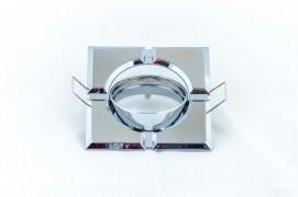 Встраиваемый светильник титан хром