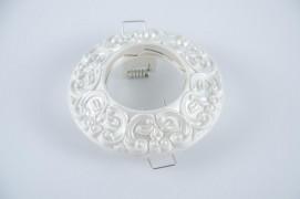 Встраиваемый светильник белый
