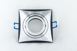Встраиваемый светильник алюминий