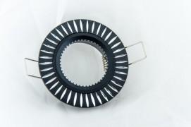 Встраиваемый светильник черный
