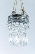 Подвесной хрустальный светильник 116