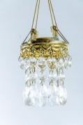 Подвесной хрустальный светильник 117
